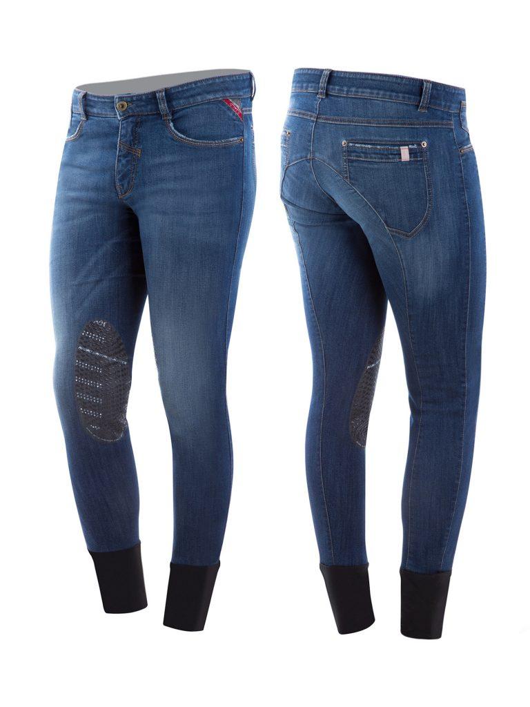 Männliche Animo Jeans Reithose